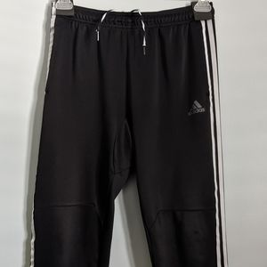 Adidas Three Stripe Sweatpants / Joggers